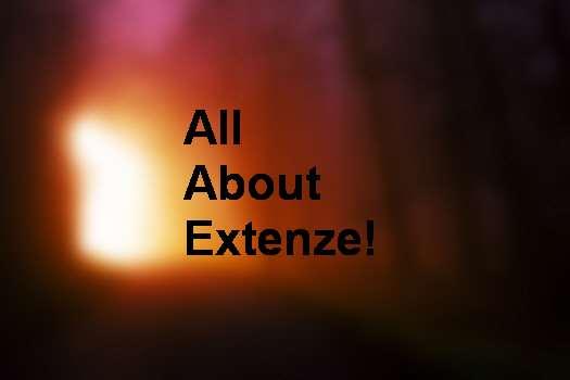 Extenze Untuk Lelaki