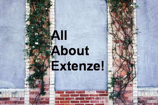 Buy Extenze Online India