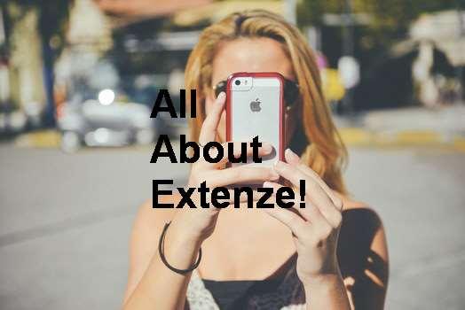 Extenze Definition