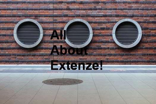 Extenze Vs Extenze Plus