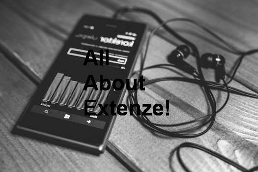 How To Use Extenze Drink