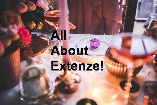 Extenze Male Enhancement GNC