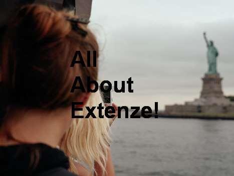 Extenze Adderall