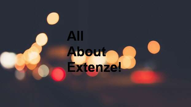 Extenze Gel Caps Reviews