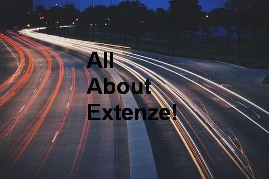 Extenze Male Enhancement Liquid Side Effects