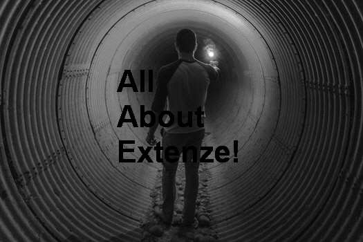 Extenze Guy In Jail