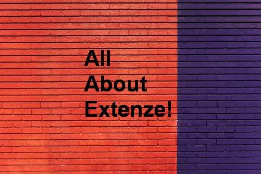 Extenze Pills Yahoo