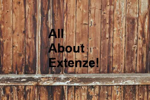 All Extenze Products
