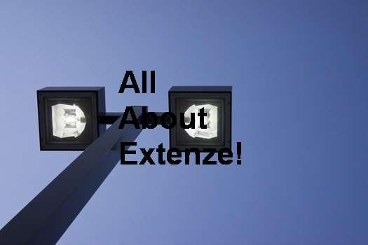 Extenze Trial Offer