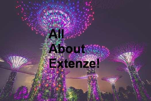 Extenze Male Enhancing Pills