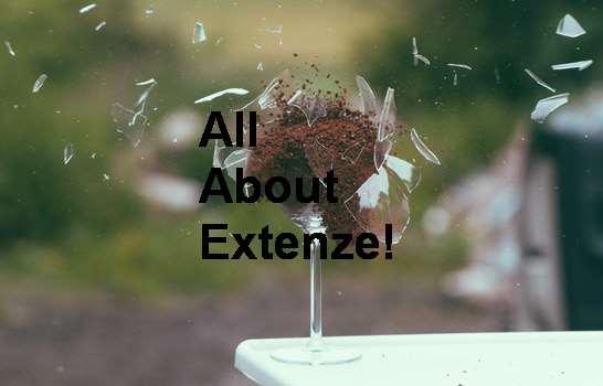 Extenze Trial Start Today