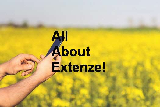 Extenze Stores Extenze Product Information