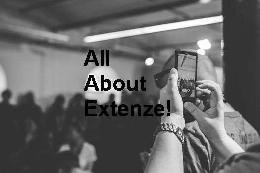 Extenze Buy