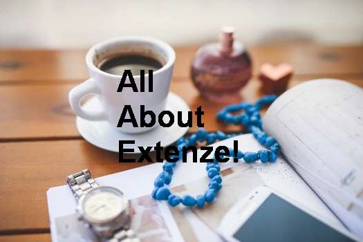Extenze Pills Official Website