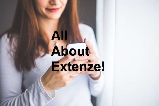 Does Extenze Work Reviews