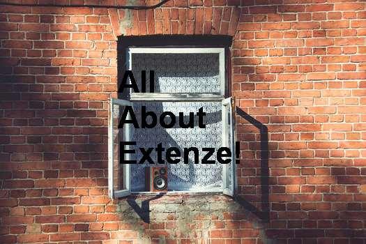 Extenze Supplement Review