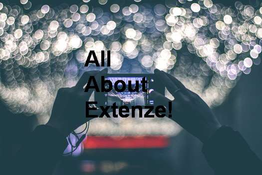 Extenze Fast Acting Liquid Gel Caps Side Effects