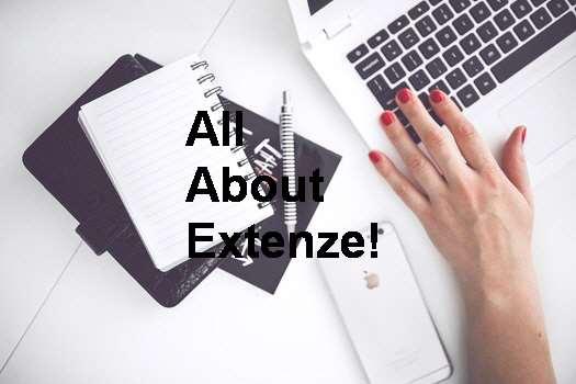 Extenze Commercial Girl