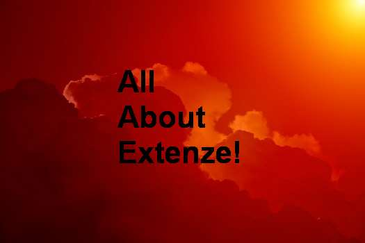Extenze 5000 Extenze Product Information