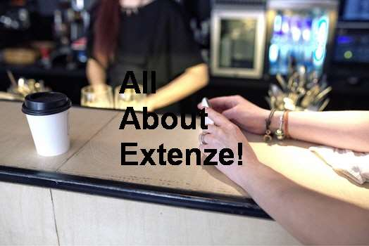 Extenze Drug Facts