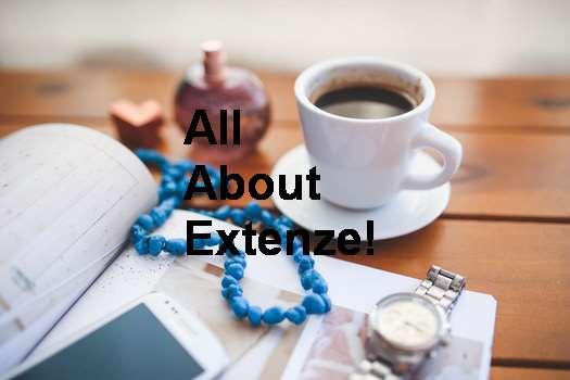 Extenze Pills Testimonials