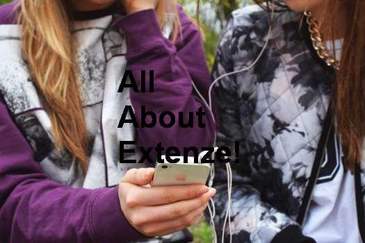 Extenze Adverse Effects