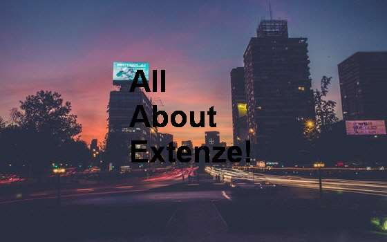 Extenze How Quick Does It Work