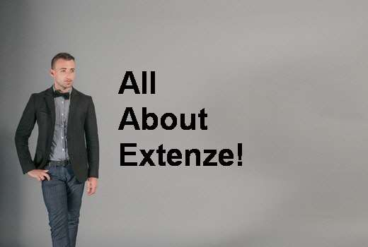 Extenze Fast Acting Liquid Gelcaps