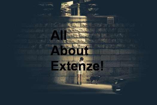 Extenze Plus Does It Work