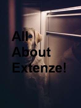 Extenze Natural Supplement